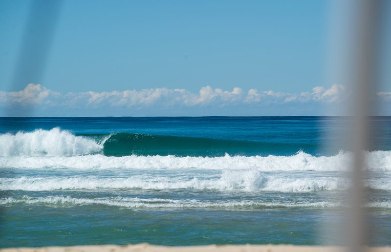 killick beach surfing