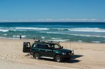 killick beach driving