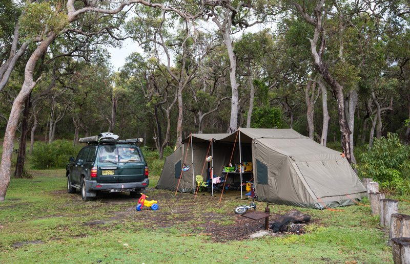 camping illaroo north