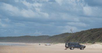 beach driving illaroo-sandon