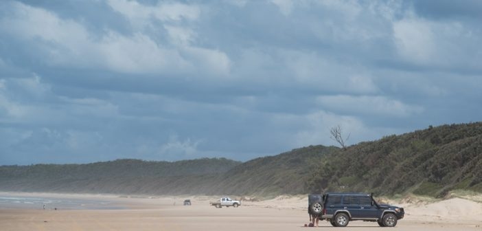 beach driving illaroo-sandon