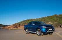 mitsubishi triton off-road test