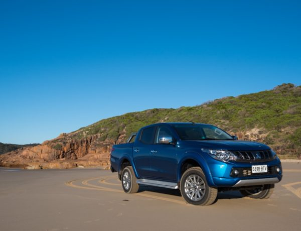 Mitsubishi Triton GLS – Off Road Test