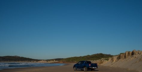 Samurai Beach – New South Wales