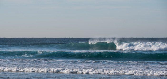 samurai nudist beach surfing