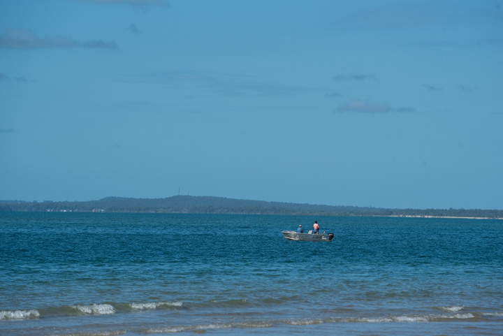 woodgate beach fishing