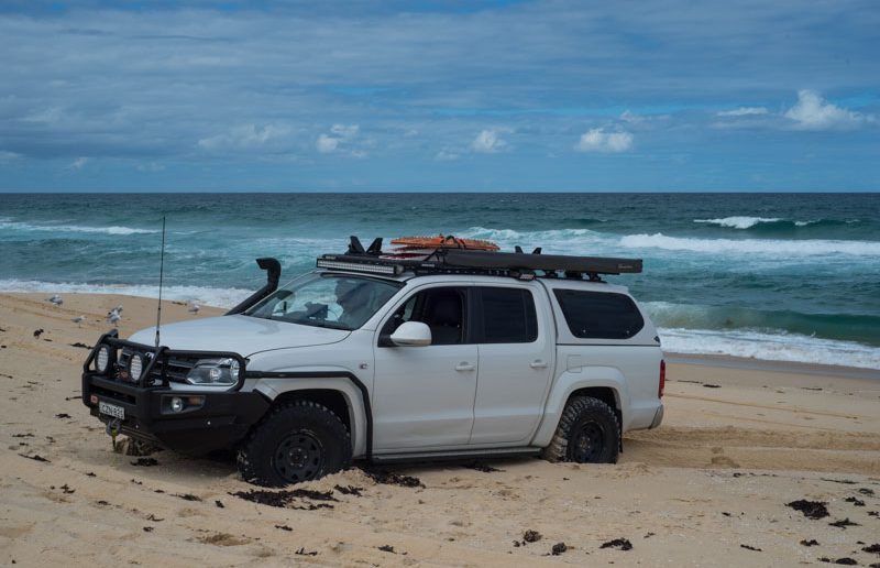 beach driving tips