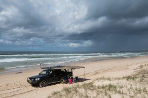 beach driving minnie water