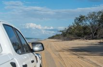 beach driving kinkuna bundaberg