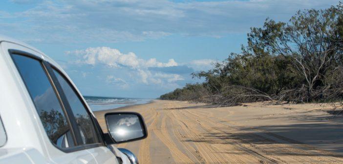 beach driving kinkuna bundaberg