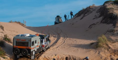 Towing On Sand – Everything You Need To Know