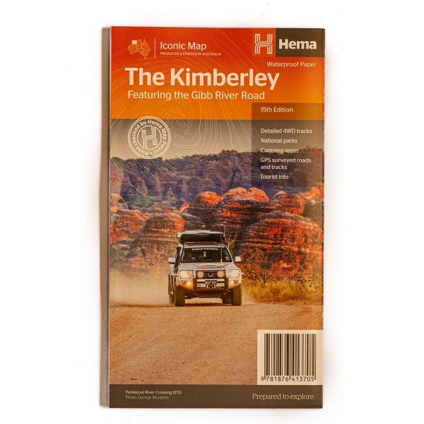 The Kimberley Australia - Hema Maps