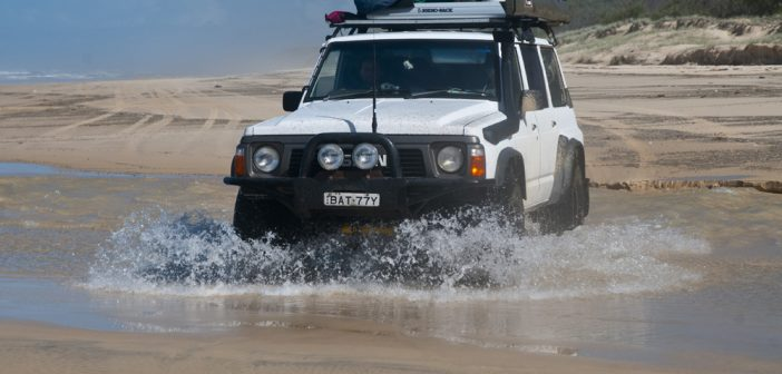 Fraser Island things to do